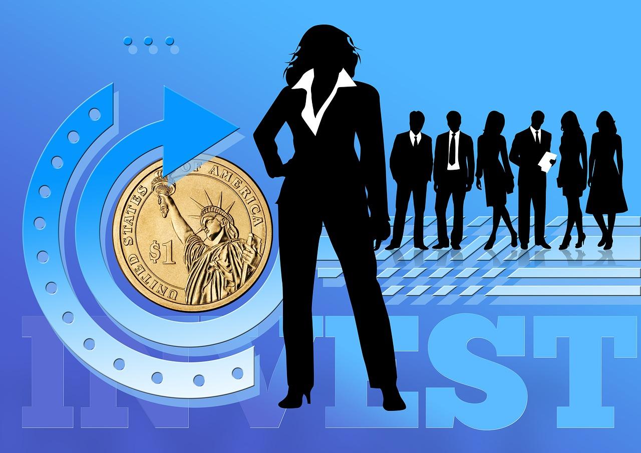 Investiere jetzt in dich oder in dein Geschäft