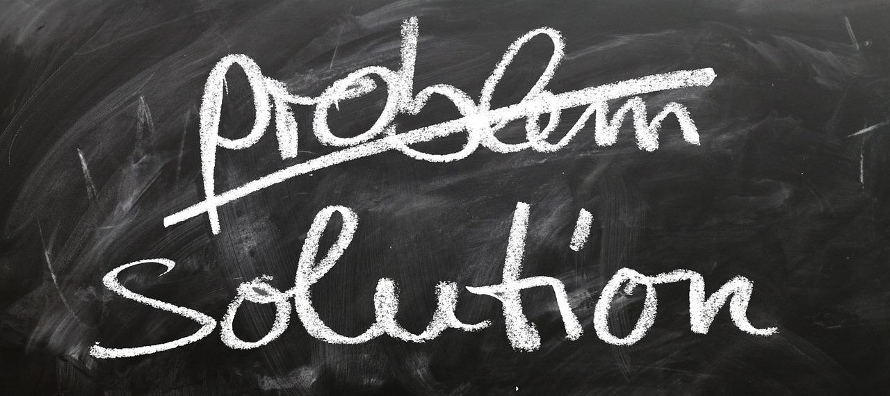 Die meisten Unternehmer beschäftigen sich zu viel mit den Problemen