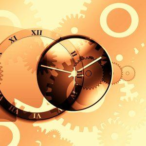 Deine Zeit musst du im Griff haben