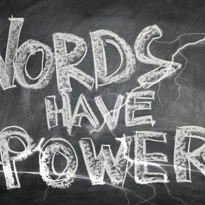 Die Kraft der Worte – Warum du keinen Erfolg hast