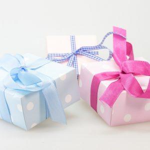 spezielle Freebies (= gratis Geschenke) kreieren