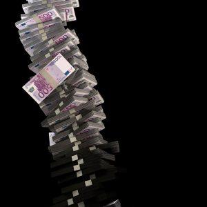 50 % sparen und 50 % Reichtum aufbauen