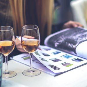 Vermeide Kataloge und Werbezeitschriften