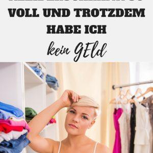 Warum ist dein Kleiderschrank voll mit Klamotten? Dein Keller voll mit Lebensmitteln?