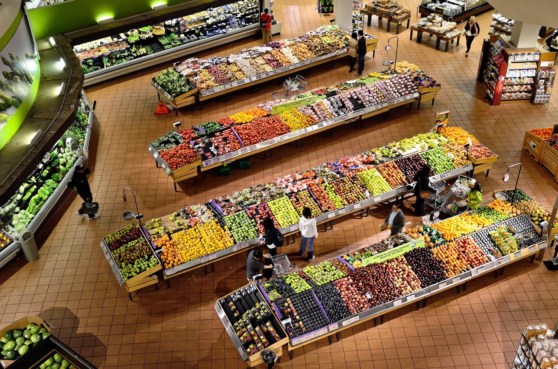 Brauchen wir tatsächlich so viel Geld für Lebensmittel?