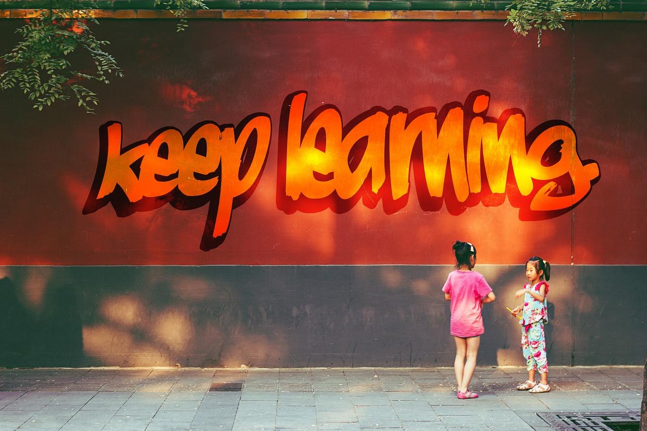 Wir alle durchlaufen einen Lern- und Wachstumsprozess