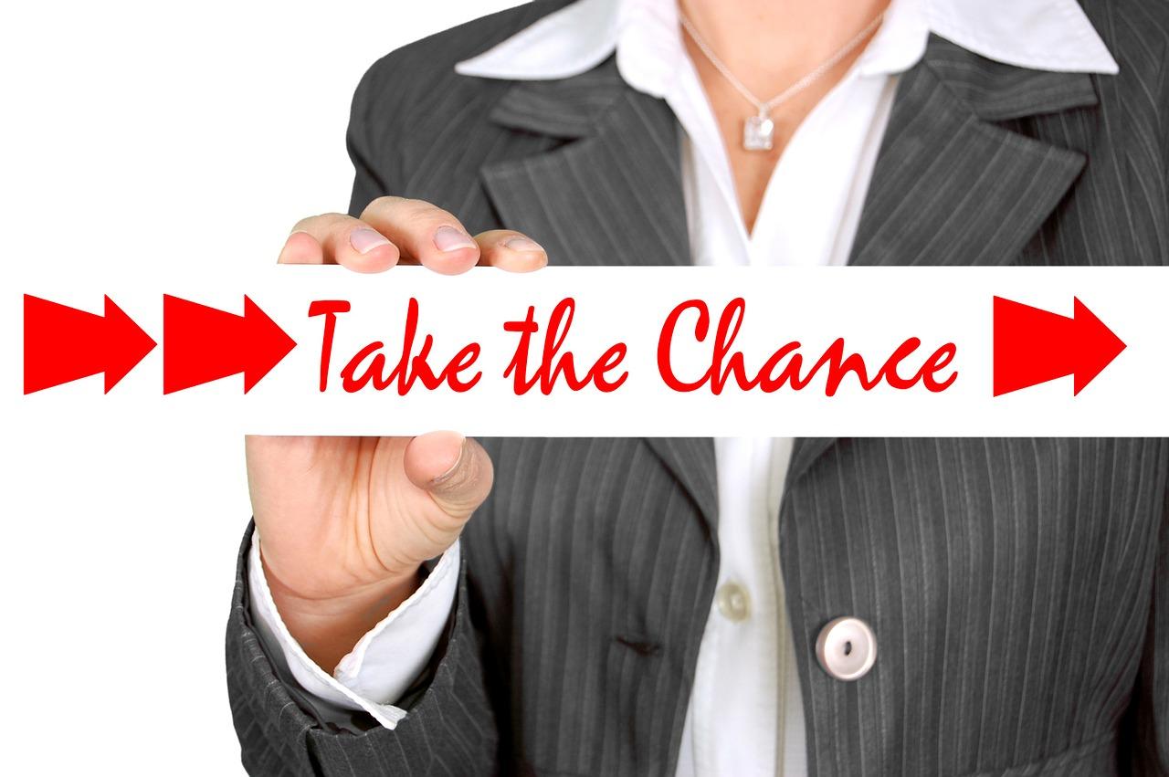 Du hast es heute, jetzt in diesem Moment, in der Hand, dein Leben zu ändern.