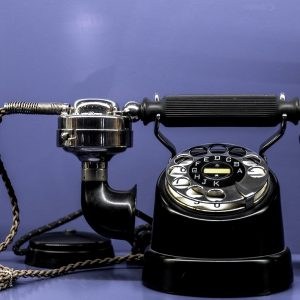 Telefonieren, nein danke