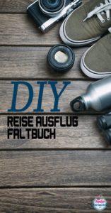 DIY – Reise Ausflug Faltbuch