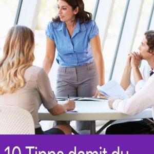 10 Tipps damit du nicht Arbeitslos wirst