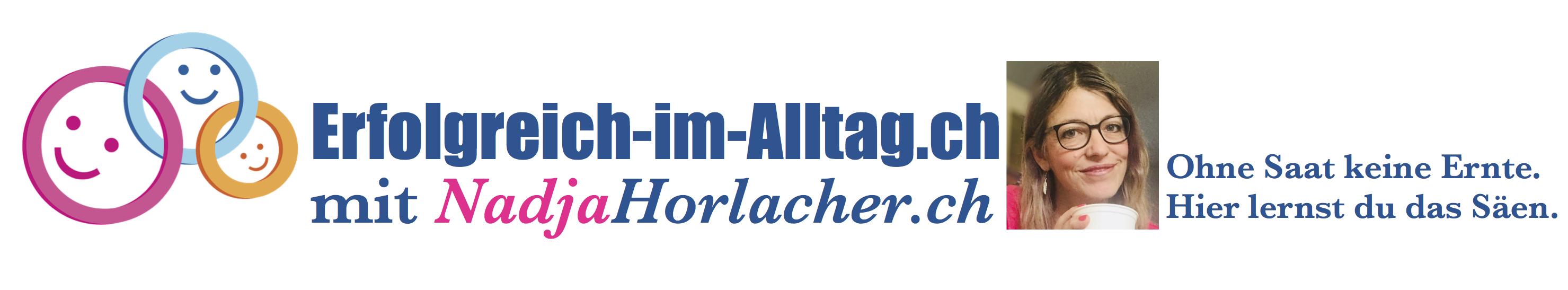 Nadja Horlacher – Erfolgreich im Alltag