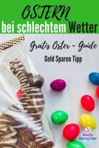 Ostern bei schlechtem Wetter – gratis Ostern Guide