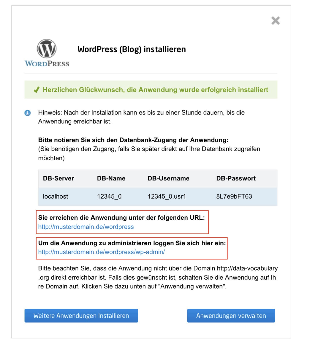 wordpress blog erstellen 8