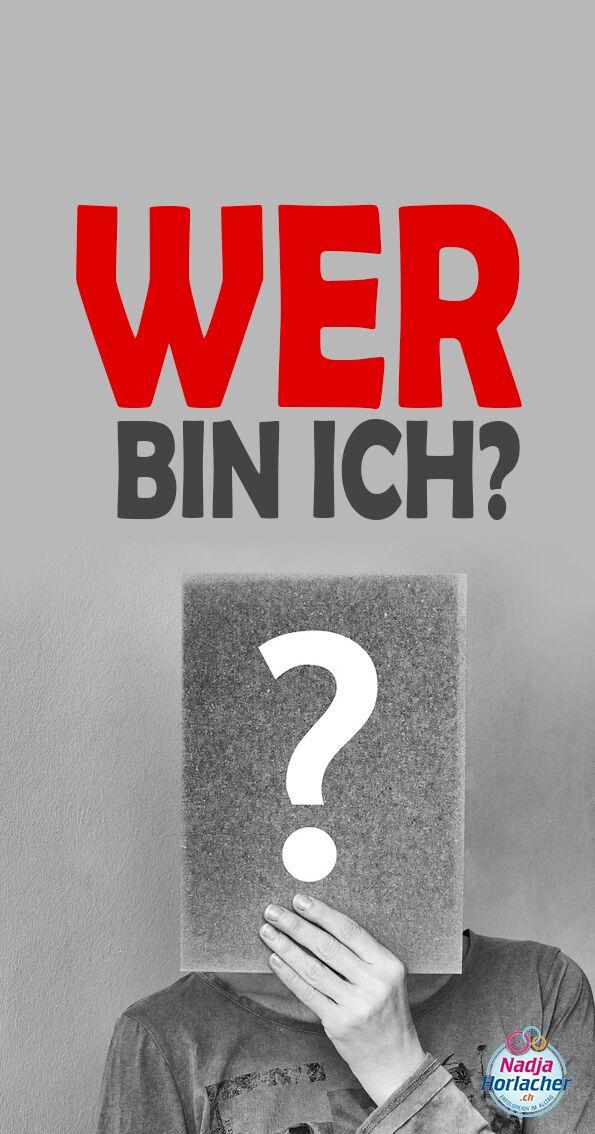 Was will ich? Wer bin ich? Anhand von Dingen welche dir einfach von der Hand gehen, siehst du was du daraus machen kannst. Suche nicht zu weit, es ist so nahe, meistens zu nahe, sodass wir es gar nicht sehen. Gerade weil es uns so leicht von der Hand geht. Das was einfach für dich ist, ist für den anderen schwierig. https://nadjahorlacher.ch/was-will-ich-wer-bin-ich/ #werbinich #wasbinich #wassollich #persönlichkeit #stärken #meinleben #sinnvoll