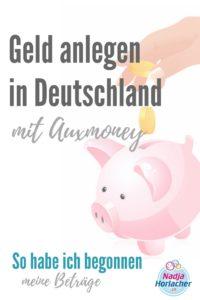 Geld anlegen in Deutschland