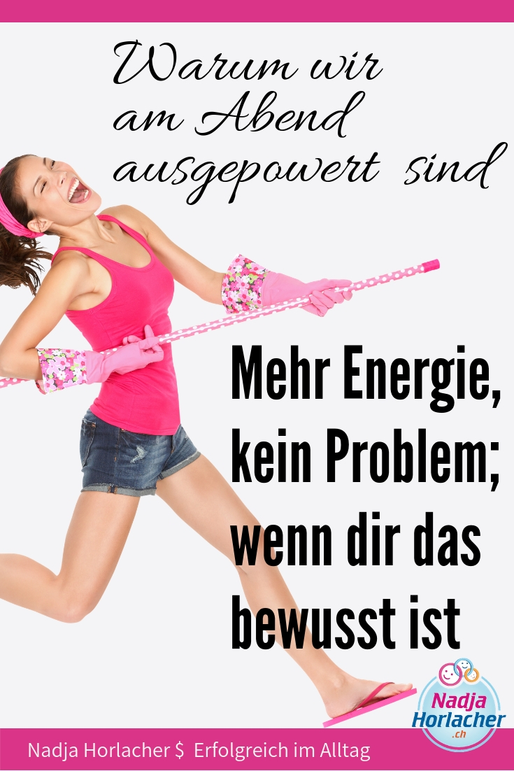 Wir alle wissen, wir Menschen sind Gewohnheitstiere, nur das es so extrem ist, das war mir nicht bewusst. Mehr Energie, kein Problem wenn wir unsere Gewohnheiten und Rituale ändern.   https://nadjahorlacher.ch/warum-wir-am-abend-ausgepowert-sind-mehr-energie-kein-problem-wenn-dir-das-bewusst-ist/  #mehrenergie #gewohnheiten #ausgepowert #nadjahorlacher