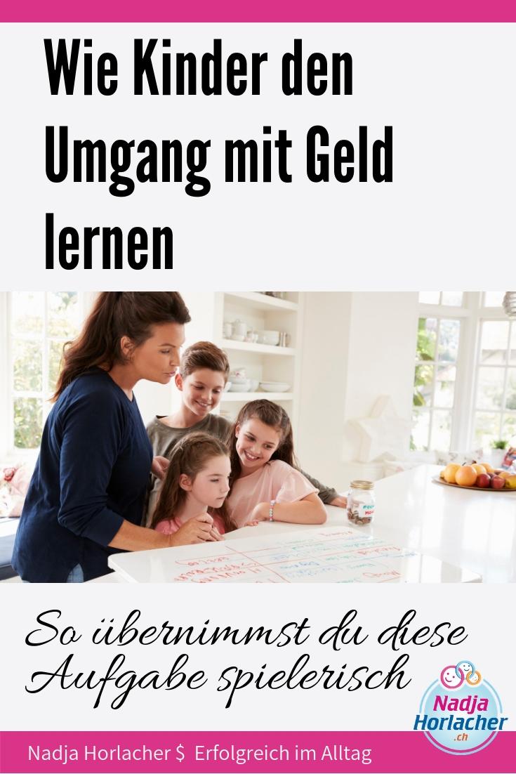 Wie Kinder den Umgang mit Geld lernen. So übernimmst du diese Aufgabe spielerisch. https://nadjahorlacher.ch/wie-kinder-den-umgang-mit-geld-lernen-so-uebernimmst-du-diese-aufgabe-spielerisch/ #kind #kinder #geld #taschengeld #umgangmitgeld #lernen #familie